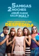 Cómo sobrevivir a una despedida (2015) DVDRip Castellano