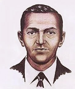 D.B. Cooper case was never solved.