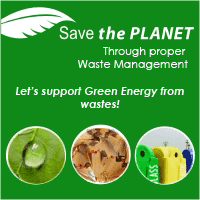 Green Energy from Wastes