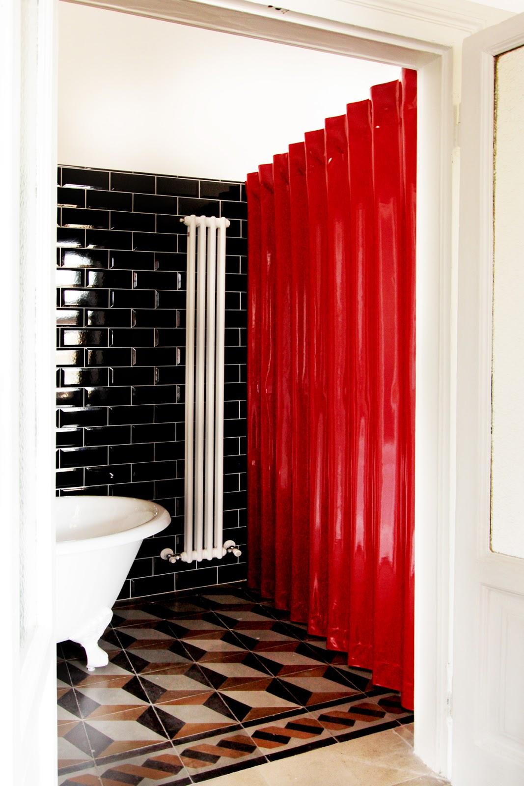 Porte a soffietto porta a soffietto rosso lucido - Architetto porta ...