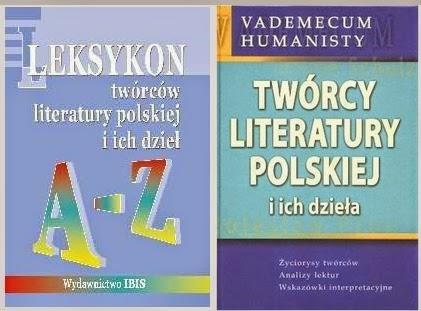 """""""Leksykon twórców literatury polskiej i ich dzieł"""", """"Twórcy literatury polskiej i ich dzieła"""" - recenzja"""