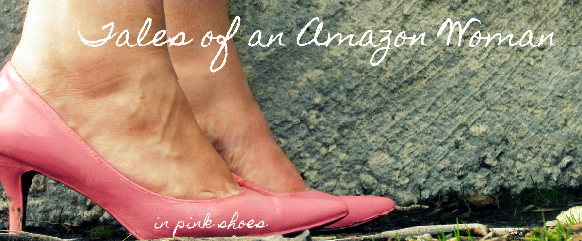 Tales of an Amazon Woman in Pink Shoes