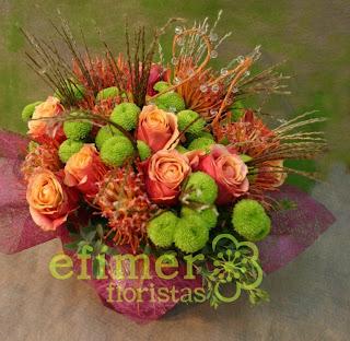 Ramo de Efimer Floristas