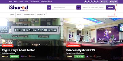 Cara Registrasi di Informasi Hiburan, Dunia Pendidikan dan Kecantikan Terbaik di Jakarta