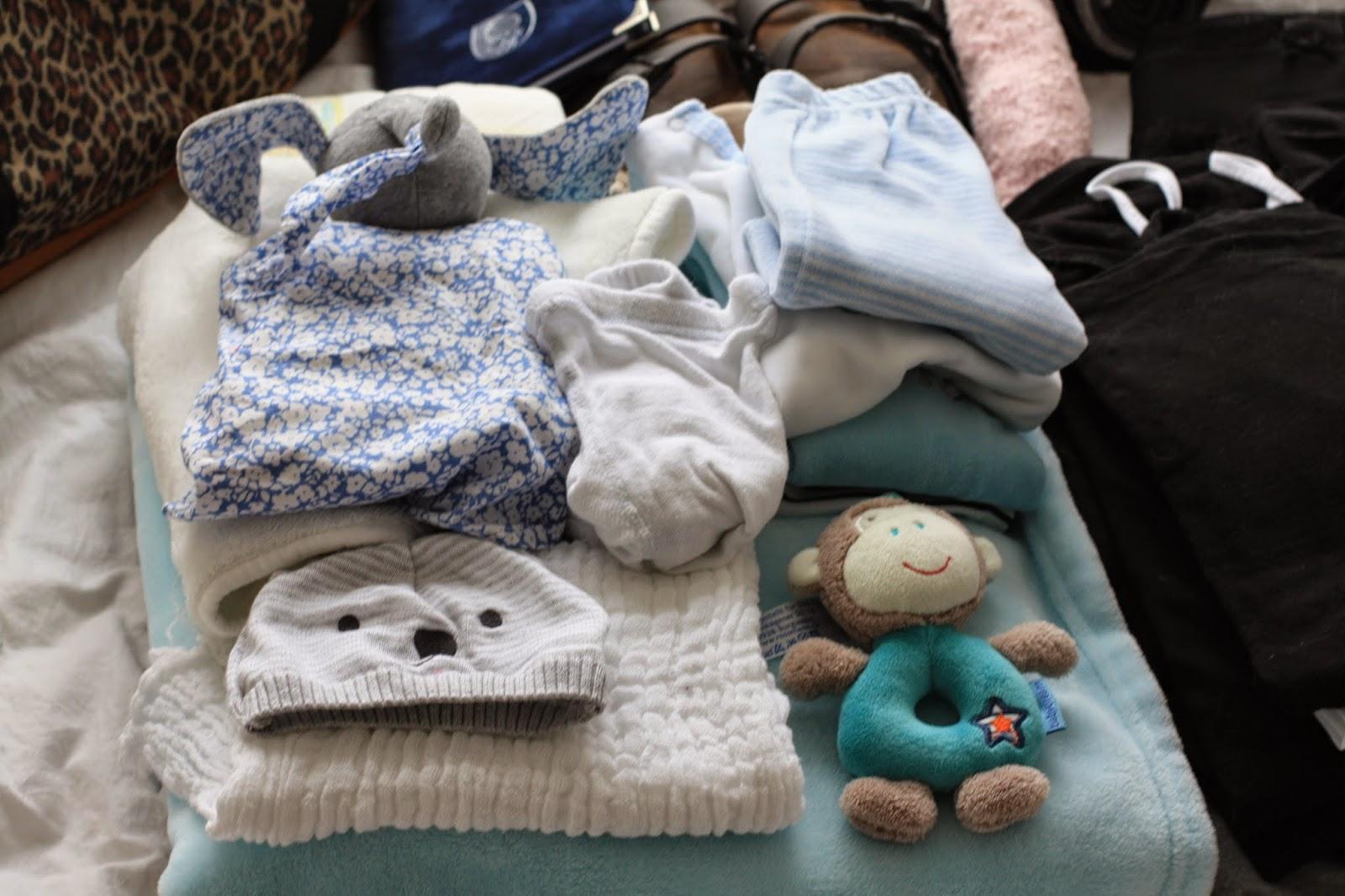 Kliniktasche, Defshop, Schwangerschaft, Tasche für Krankenhaus