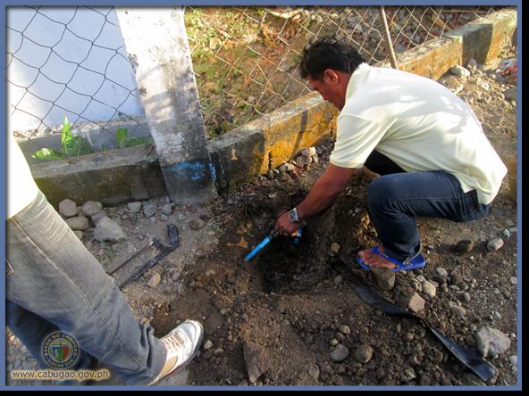 Bayan Ng Cabugao Waterworks 2015 Aksyon Agad No Adda Problema Ti