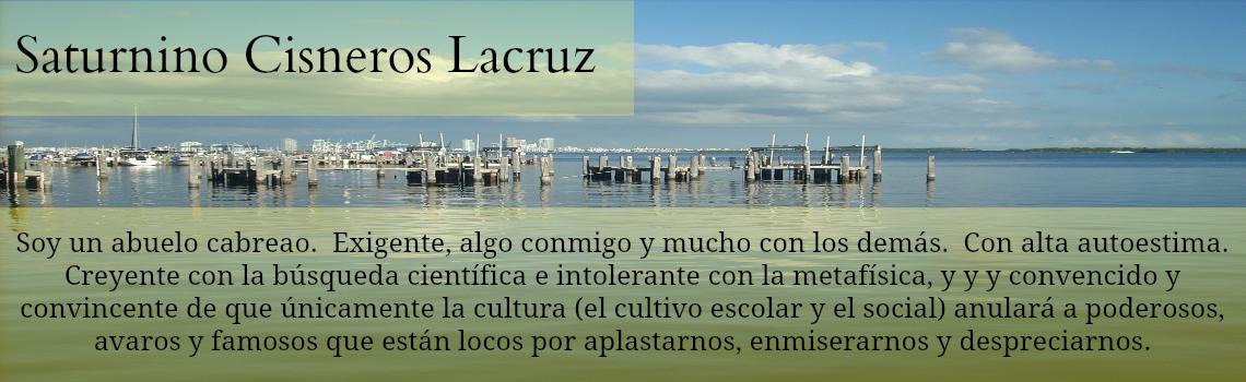 Saturnino Cisneros Lacruz