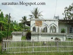 Makam Syekh Muhammad Thaha (w. 1916) Limbukan