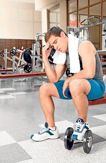 Πονοκέφαλοι στο γυμναστήριο