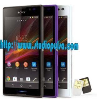 Harga dan Spesifikasi Sony Xperia C C2305