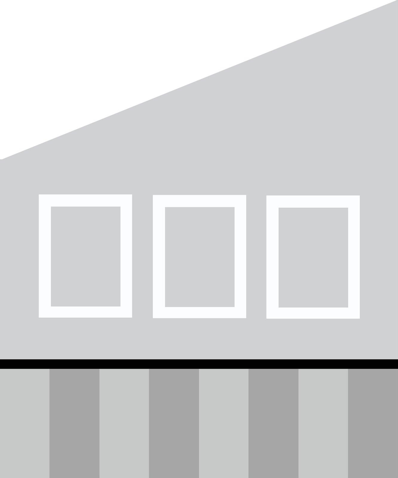 Sarah Dawn Designs Chair Rail Height And Vertical Stripes