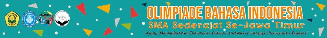 Olimpiade Bahasa Indonesia (OBI) UNEJ 2018