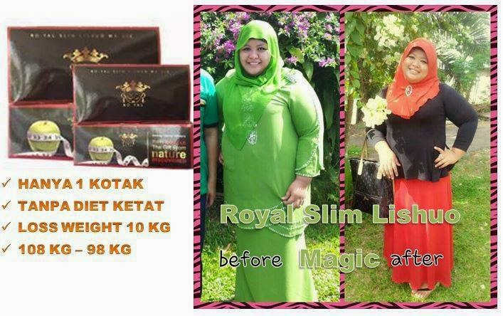 Video Royal Slim Jom Kurus Sebelum Raya Ini