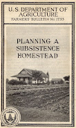 Planning A Subsistence Homestead (1934)