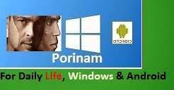 Porinam Blog All bangladesh news paper FM Radio Television Android Windows SEO Software Tutorial.