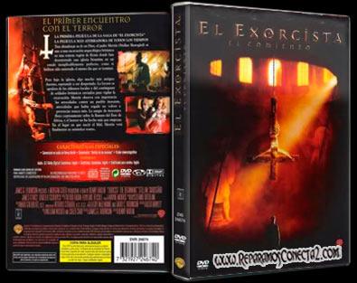 El Exorcista - El Comienzo. La version prohibida [2005] español de España megaupload 2 links, 'cine clasico'