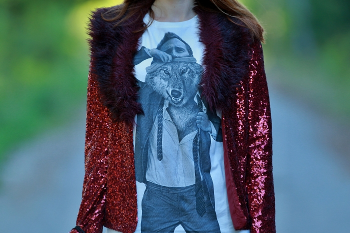 dirty velver, wolf within, módní blogerka, lucie srbová, praha