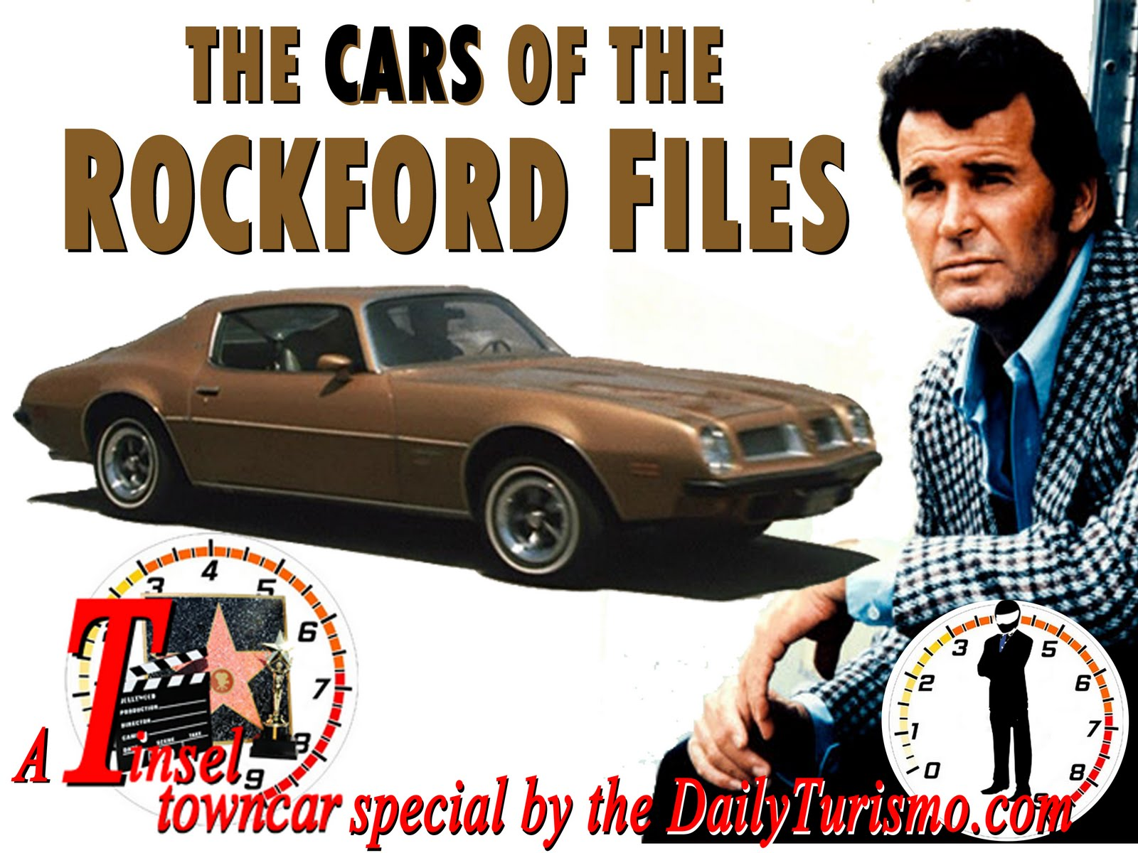 DT Tinsel Towncar Feature: The Cars of the Rockford Files