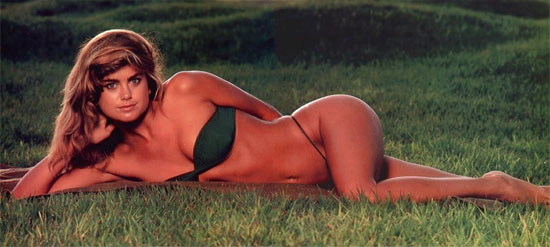 Kathy ireland butt naked
