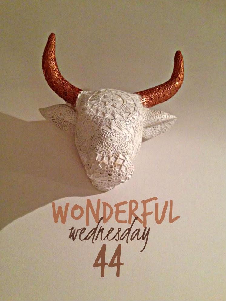 Wonderful Wednesday #44