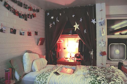 Dreaming of Paradise Inspiração Quartos tumblr ~ Quarto Personalizado Tumblr