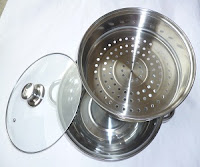 2 Layer Steamer Pot 28cm