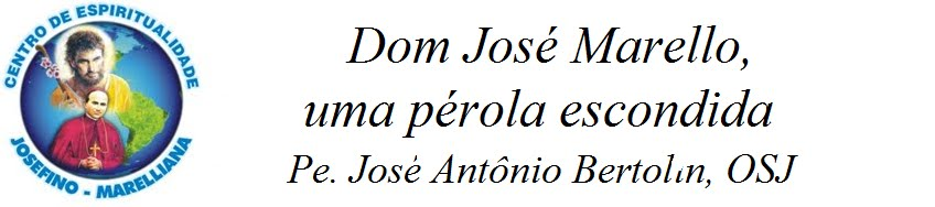 Dom José Marello, uma Pérola Escondida