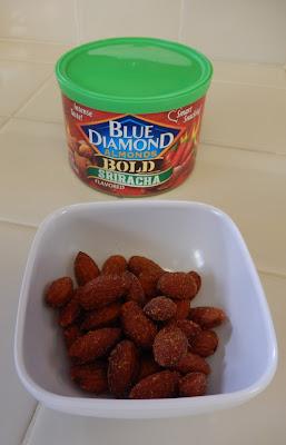 Blue%2BDiamond%2BAlmonds%2BBOLD%2BSriracha%2BFlavored%2BEggface%2BReview%2BNuts Weight Loss Recipes Recipe and Review: Blue Diamond Sriracha Almonds