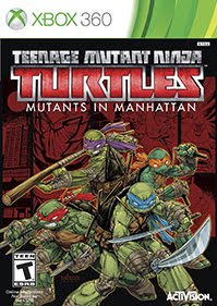 Teenagers Mutant Ninja Turtles 2