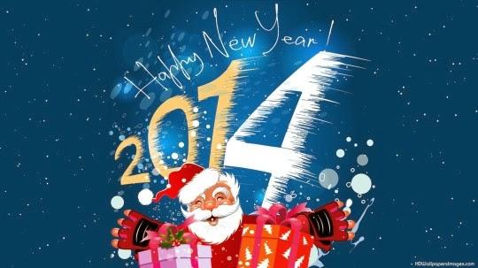 Gambar Kartu Ucapan Selamat Hari Natal Dan Tahun Baru 2014 Kata