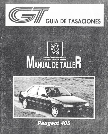 Libros Town  Manual De Taller