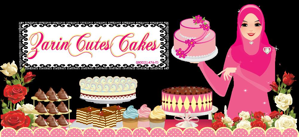 Zarin Cutes Cakes