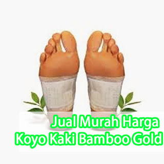 Jual Murah Harga Koyo Kaki Bamboo Gold