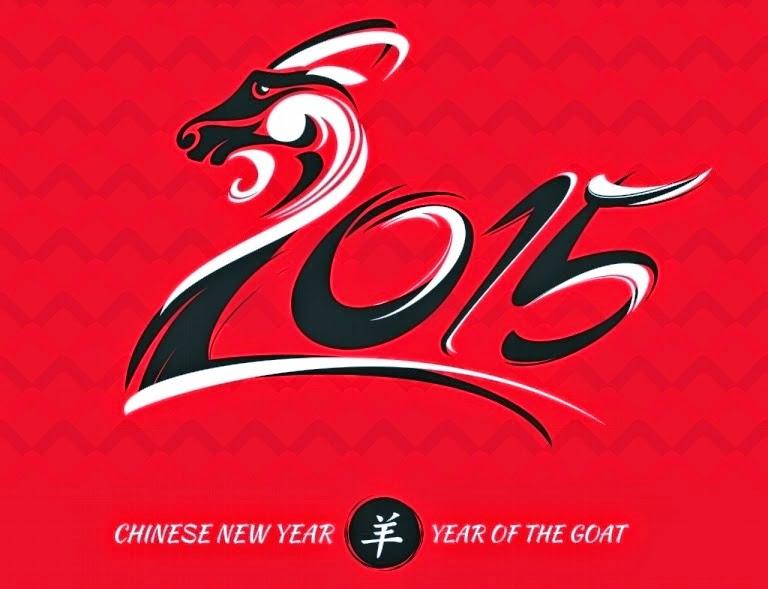 Koleksi Ucapan Selamat Tahun Baru Cina CNY 2015 Menarik