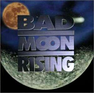 Bad Moon Rising - Flames On The Moon (1999)
