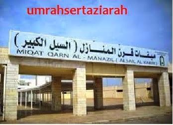 Miqat Qarnul Manaazil