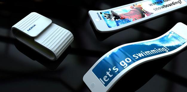Nokia 888 concept phone latest technologies