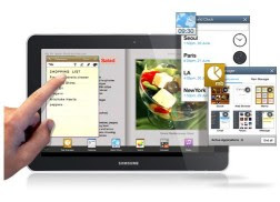 Top 10 Reasons To Buy Samsung Galaxy Tab 750 - TouchWiz Customization
