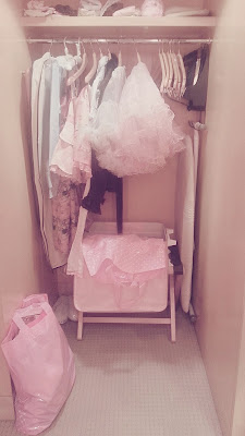 kawaii pastel sweet lolita closet wardrobe