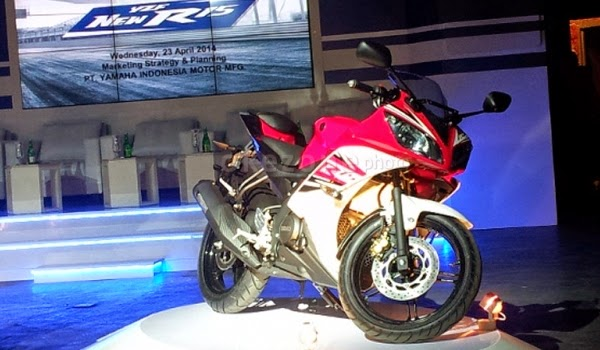 Yamaha Targetkan 50 Ribu YZF-R15 Terjual Setahun