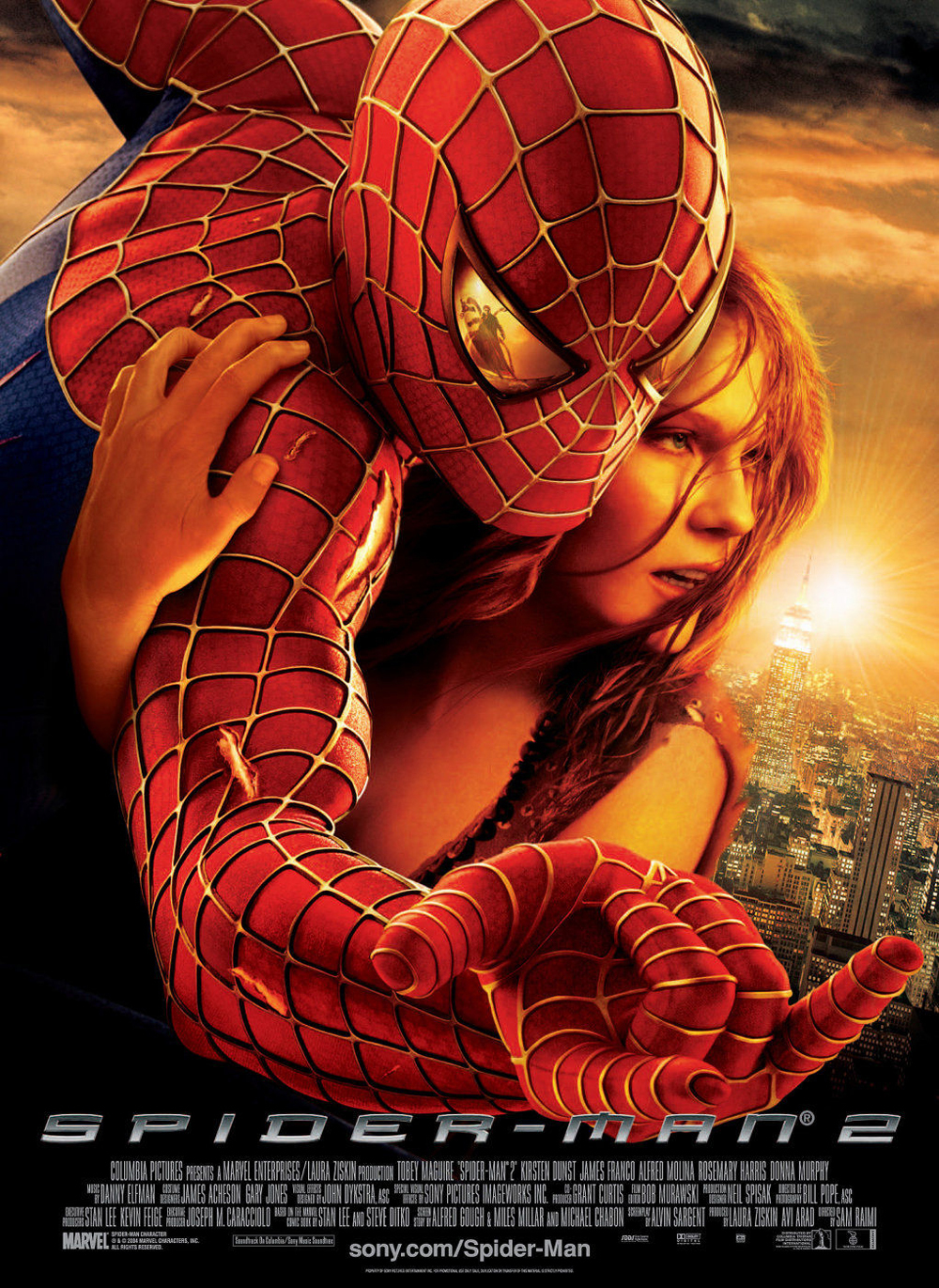 Watch Spider-Man 2 Movie Online Free 2004