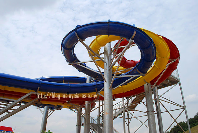 Splsh and Swirl Ride Legoland