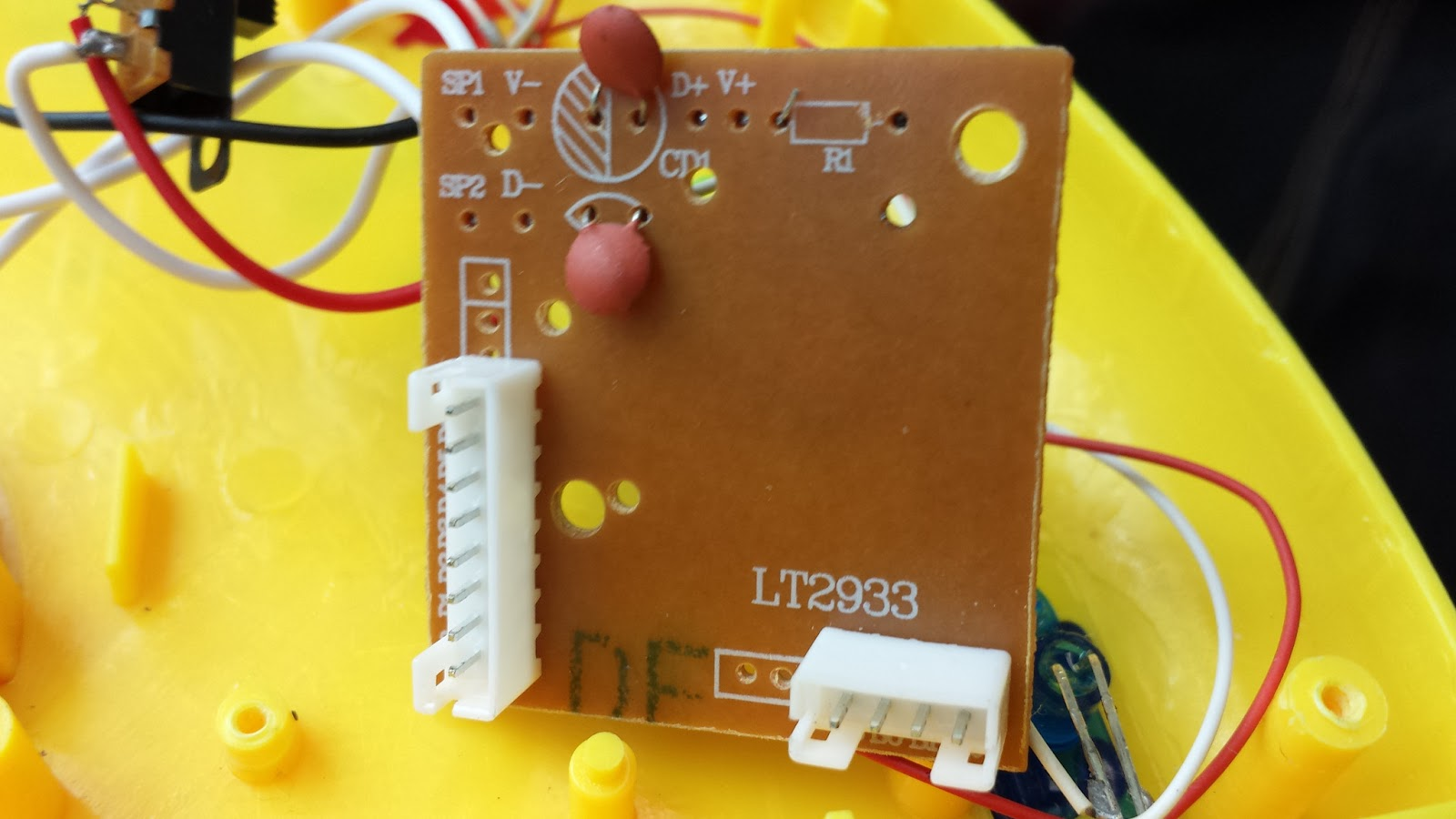 Little Scale Circuit Bending Basics 3 Emulating Button Presses Tutorial Lets Work With An Example Using The Same Musical Mat As In Previous Two