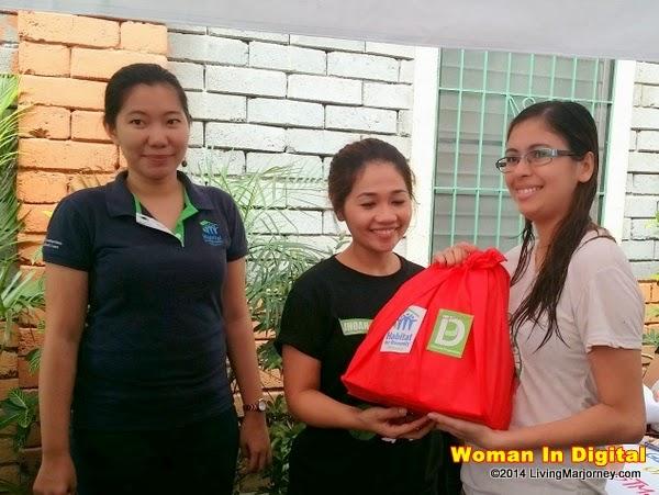 Habitat Online Champion #WomanInDigital