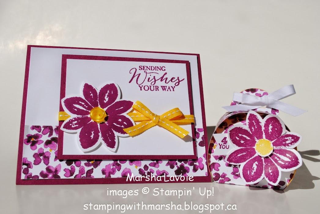 petal potpourri stampin up
