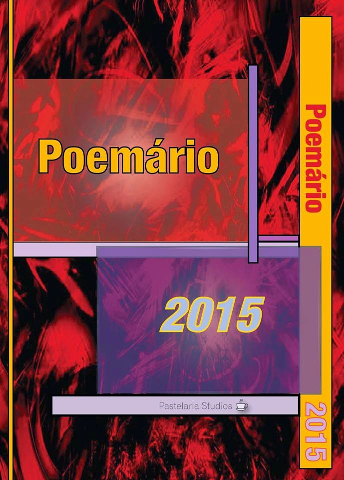 "Co-autora no "" Poemário-2015"""