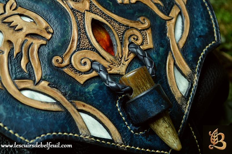 cuir belfeuil sac