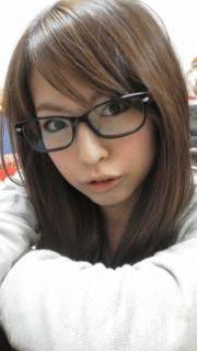 Haruna Ono Glasses Kawai