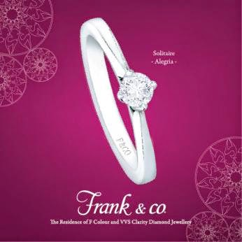 Solitaire Collection Frank Co Jewellery Perhiasan Jewelry