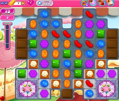 Candy Crush Saga 864